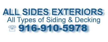 All Sides Exteriors - Siding, Decking and Window Installation Sacramento, California