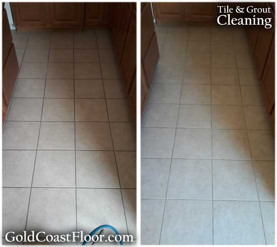 Floor tile grout cleaning machine al for How to clean floor tile grout with steam