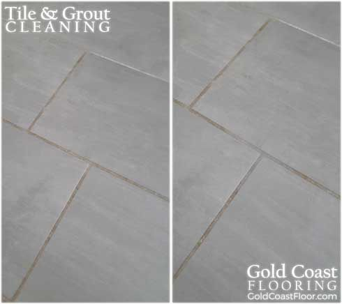 image result for best way to clean grout on tile floor