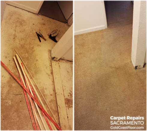 Water Damage Carpet Repair Sacramento Ca